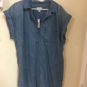 J.crew denim dress!